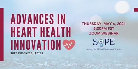 Advances in Heart Health Innovation tickets