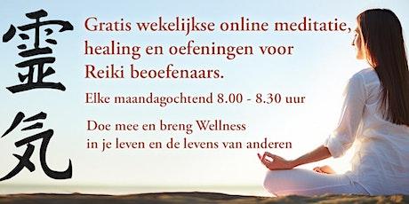 Meditatie, healing en oefeningen voor Reiki beoefenaars tickets
