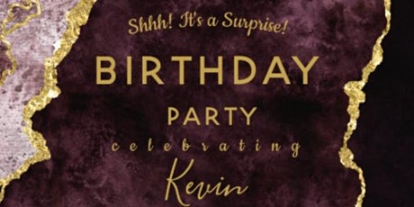 Kevin's Surprise Birthday Party tickets