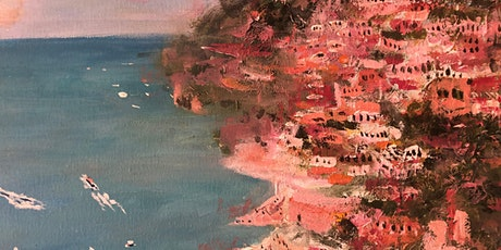 Rose and Renoir   - paint and sip class-Chique Terre tickets