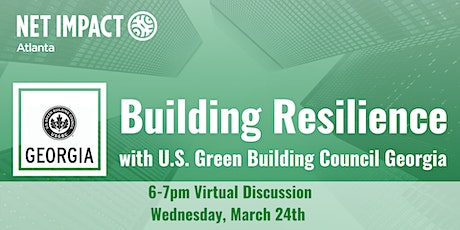 Building Resilience with U.S. Green Building Council Georgia tickets