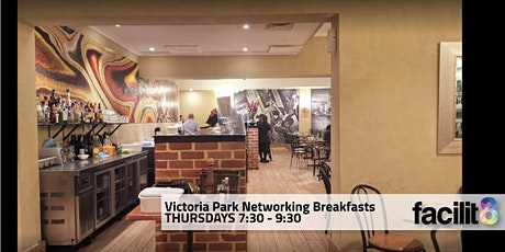 Facilit8 Networking Breakfasts 2021 - Victoria Park Group tickets