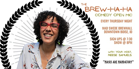 The Brew Haha Comedy Open Mic tickets
