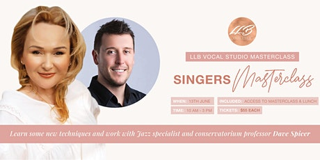 LLB Vocal Studio: Masterclass for Singers tickets