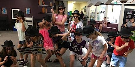 Burnside Library School Holidays: Drama Fun 'Mystery and Mayhem' (BL) tickets