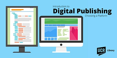 Introduction to Digital Publishing: Choosing a Platform tickets