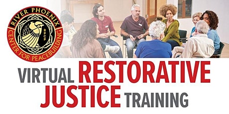 Virtual Restorative Justice Practitioner Training tickets