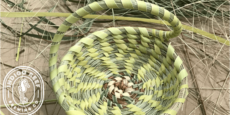 Sweetgrass Basket Class - May 15th tickets