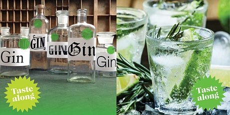 G&T (gin tasting with a twist) tickets