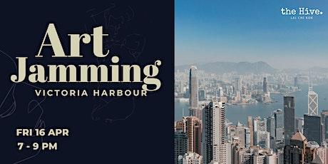 Art Jamming: Victoria Harbour tickets