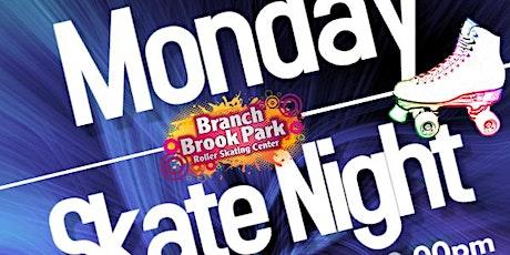 Monday Night Roller Skating at BBP tickets