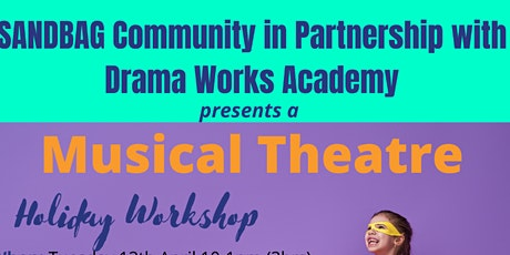 Musical Theatre Holiday Workshop tickets