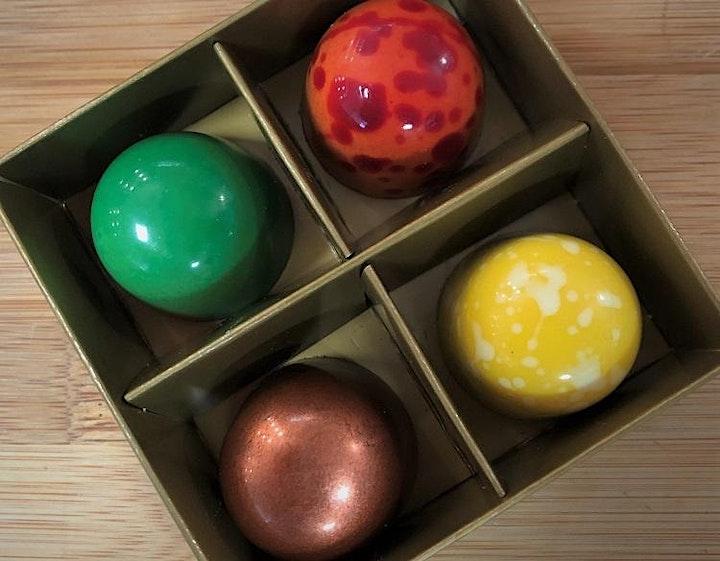 Chocolate Masterclass with Federation Chocolate image