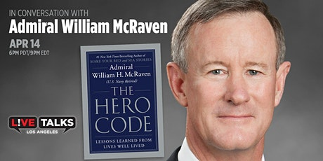 An Evening with Admiral William H. McRaven tickets