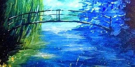 Monet's Bridge - The Jaffle Shack Subiaco (April 09 7pm) tickets