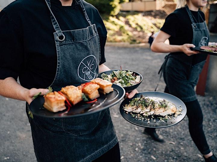 Wine & Dine Near The Vine image