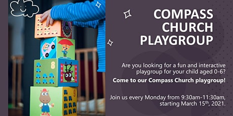 Compass Church Community Playgroup tickets