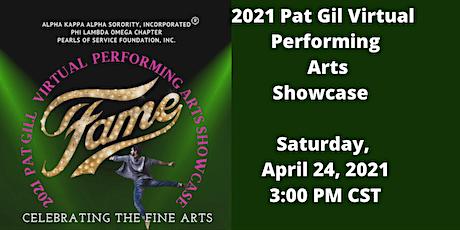 Pat Gill Talent Showcase 2021 tickets