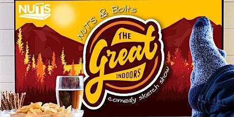 NUTS & Bolts LIVESTREAM tickets