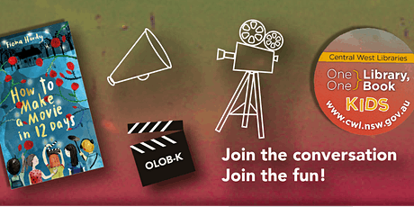 Filmmaking Essentials  - One Library, One Book - KIDS @ Forbes Library tickets