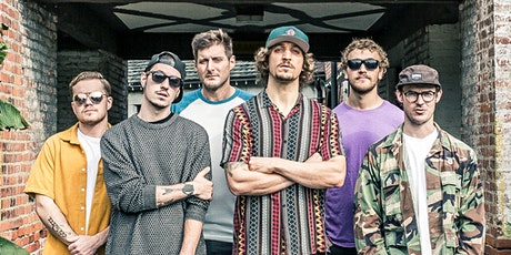 Tropidelic w/ The Palmer Squares tickets