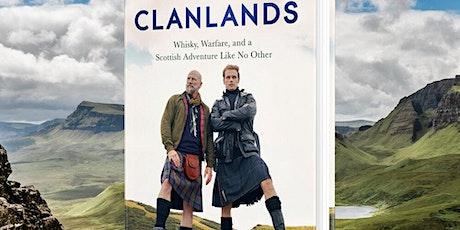 Author talk: Graham McTavish - Clanlands tickets