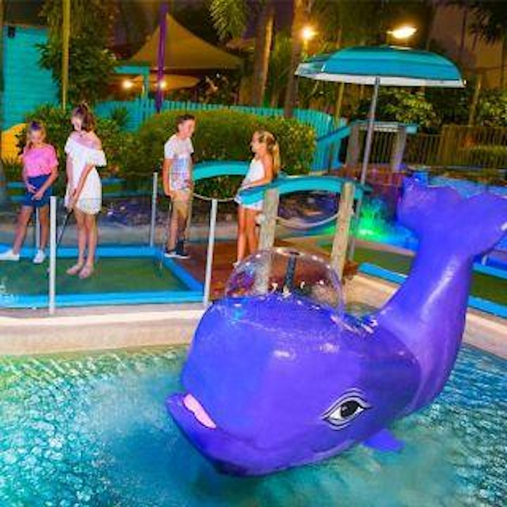 3 courses unlimited play Putt putt! image
