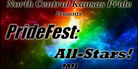 PrideFest: All-Stars! 2021 tickets