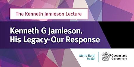 Ken Jamieson Lecture tickets