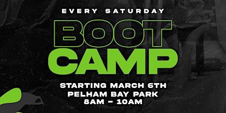 Junior's Fitness BootCamp tickets
