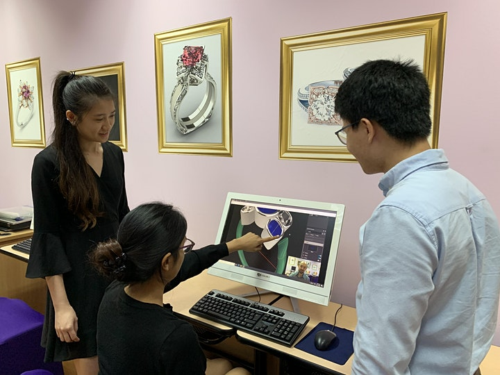 JDMIS Campus Tour: Explore Jewellery Design & Manufacturing (Any Day) image