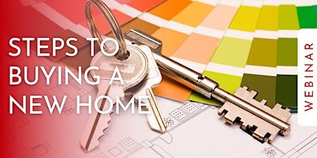 Buy a New Home [Webinar] tickets