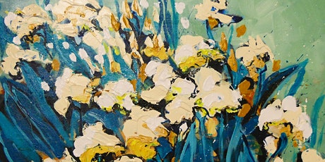 Create Narrandera - Expressive Acrylics - Flora tickets