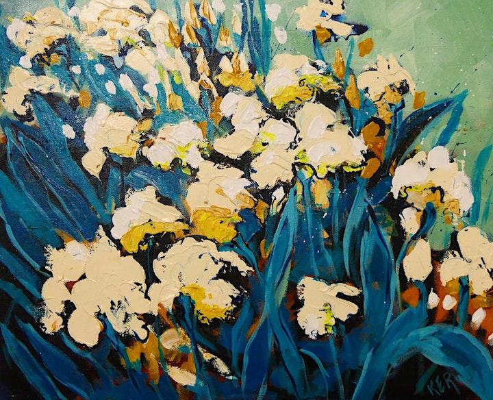 Create Narrandera - Expressive Acrylics - Flora image