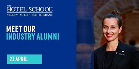 Meet our Industry Alumni Event- The Hotel School Brisbane tickets