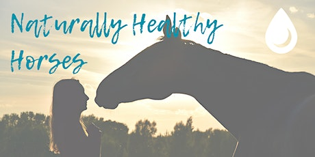 How to Safely Use Essential Oils on Horses ONLINE tickets