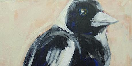 Create Narrandera - Expressive Acrylics - Fauna tickets
