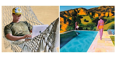 Meet the Artists   Trish Tait and Meli Axford tickets