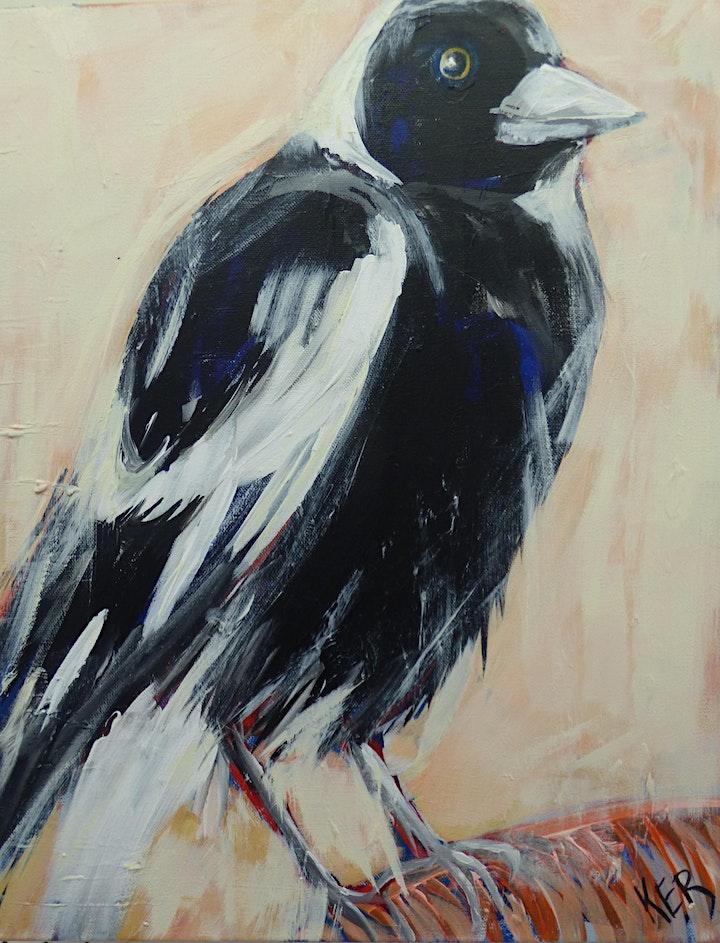 Create Narrandera - Expressive Acrylics - Fauna image