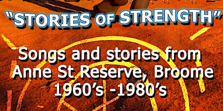 Stories of Strength  - Songs and Stories from Anne St. Reserve tickets