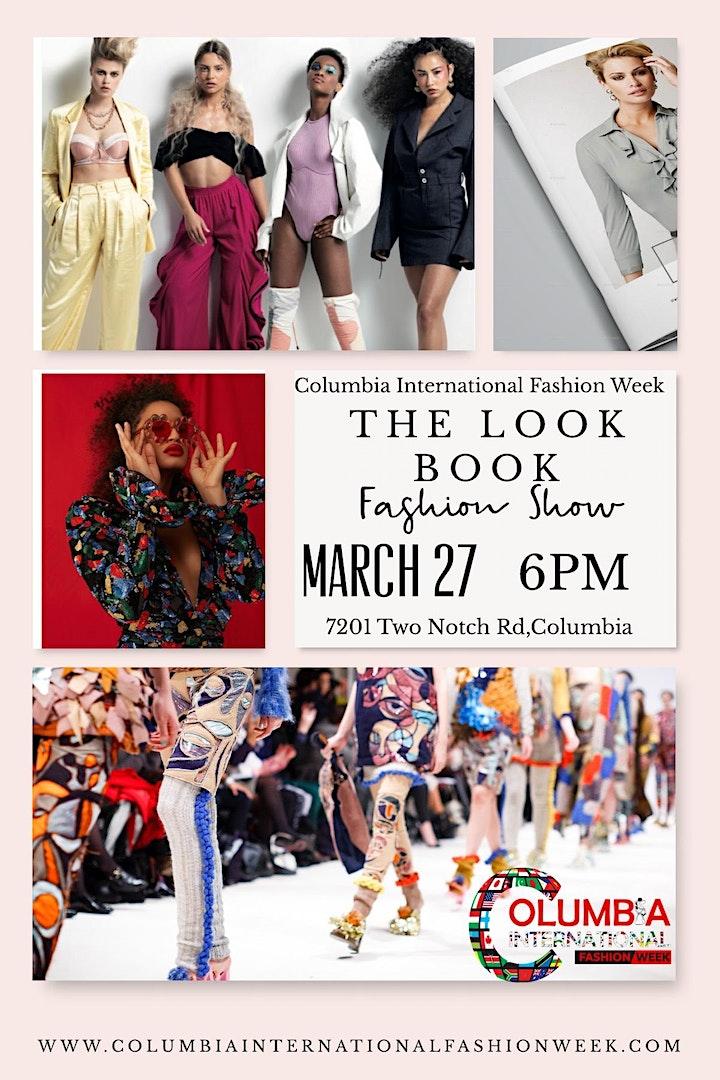 Columbia International Fashion Week Fashion: Model & Designer Mixer image