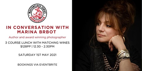 In Conversation with Marina Brbot tickets
