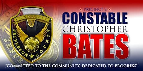 Constable Christopher Bates Scholarship Breakfast tickets