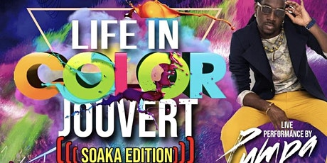 LIFE IN COLOR JOUVERT (SOAKA EDITION) tickets