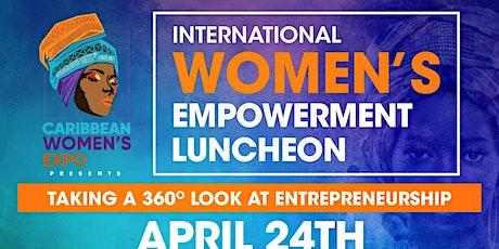 International Women's Luncheon tickets