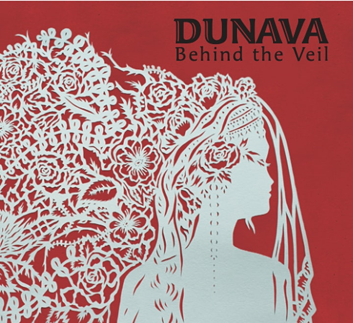 Dunava CD Release Party: Behind the Veil image