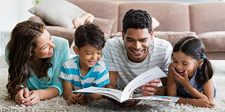 Coffee Chat with Trevor:  Best Practices for Reading with Children tickets