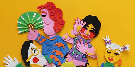 HOW TO... Create an Exciting Paper Illustration - School Holidays Newcastle tickets