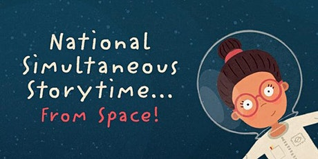 National Simultaneous Storytime - Live from the International Space Station tickets