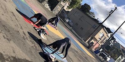 Outdoor Yoga at Bernal Heights Recreation Center